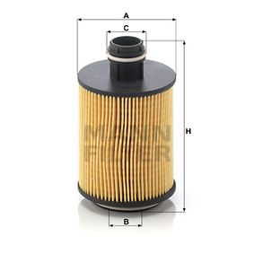 HU 7004/1 x MANN-FILTER από τον κατασκευαστή έως - 30% έκπτωση!