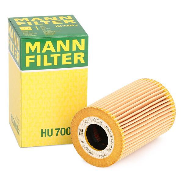 Ölfilter MANN-FILTER HU7008z Erfahrung