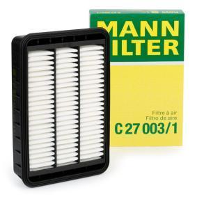 C 27 003/1 MANN-FILTER C 27 003/1 in Original Qualität