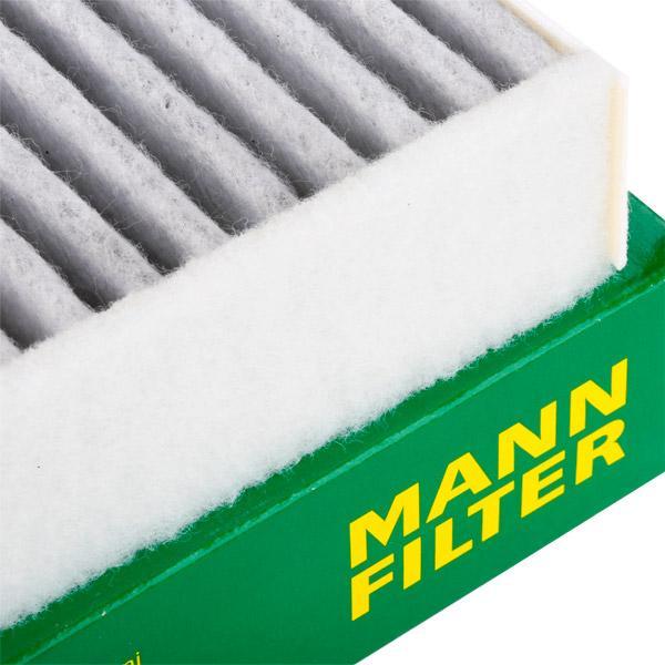 Staubfilter MANN-FILTER CUK26009 Erfahrung