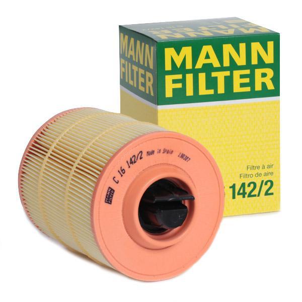 Air Filter MANN-FILTER C16142/2 expert knowledge