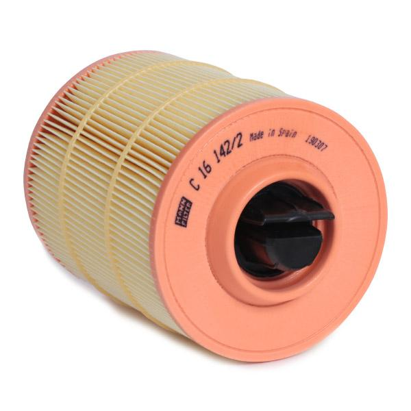 Air Filter MANN-FILTER C 16 142/2 4011558023645