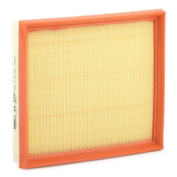 Luftfilter MANN-FILTER C 24 025 Rating