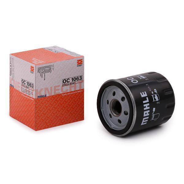 Oil Filter MAHLE ORIGINAL 70582038 4009026887554