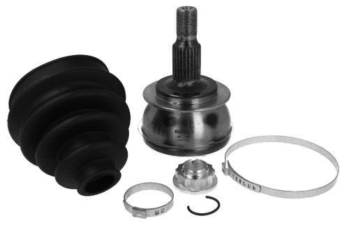 METELLI  15-1590 Joint Kit, drive shaft Outer teething wheel side: 25, Int. teeth. wheel side: 25
