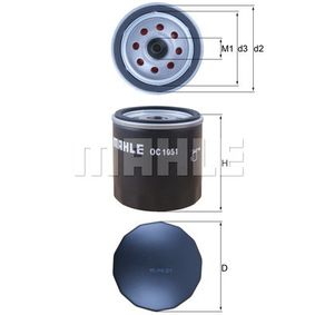 Article № 70559238 MAHLE ORIGINAL prices