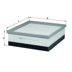 MAHLE ORIGINAL LX 2077/4 EAN:4009026880531 Shop