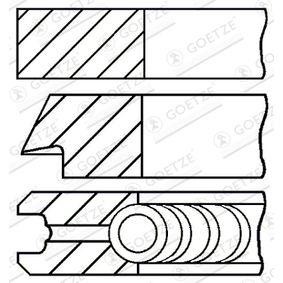 Artikelnummer 08-432200-00 GOETZE ENGINE Preise