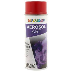 RAL-Spraydosen DUPLI COLOR 732966 für Auto (Sprühdose, 3003, Inhalt: 400ml)