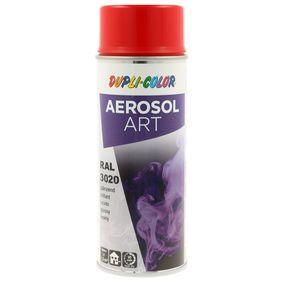 RAL-Spraydosen DUPLI COLOR 722530 für Auto (Sprühdose, 3020, Inhalt: 400ml)