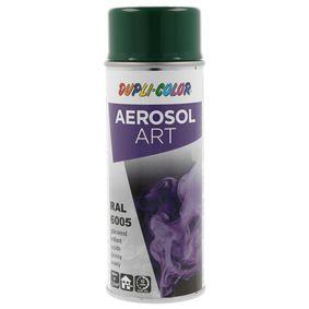 RAL-Spraydosen DUPLI COLOR 722615 für Auto (Sprühdose, 6005, Inhalt: 400ml)