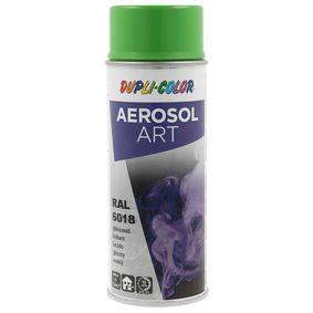 RAL-Spraydosen DUPLI COLOR 722639 für Auto (Sprühdose, 6018, Inhalt: 400ml)