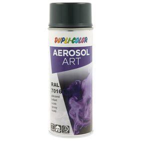 RAL-Spraydosen DUPLI COLOR 741289 für Auto (Sprühdose, 7016, Inhalt: 400ml)