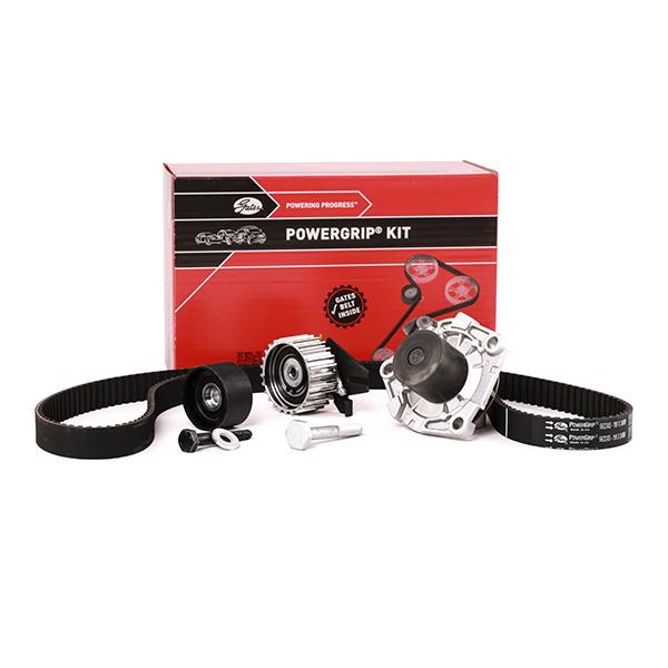Timing belt kit and water pump KP35623XS-1 GATES WP0040 original quality