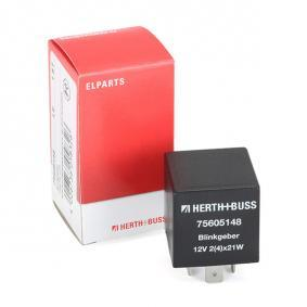 HERTH+BUSS ELPARTS Blinkgeber 75605148 für AUDI COUPE (89, 8B) 2.3 quattro ab Baujahr 05.1990, 134 PS