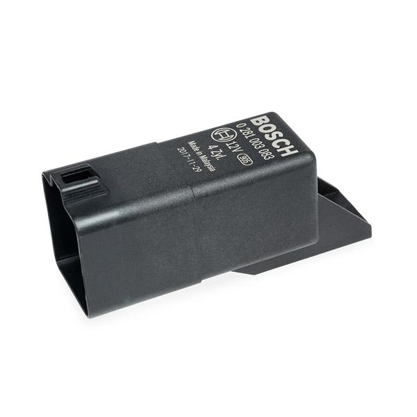 Control Unit, glow plug system BOSCH 0 281 003 083 4047024565319