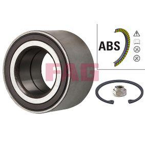 Wheel Bearing Kit 713 6270 40 CIVIC 8 Hatchback (FN, FK) 1.6 MY 2020
