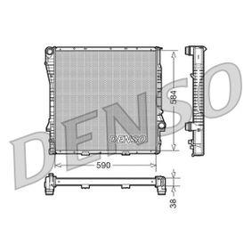 Kühler, Motorkühlung DRM05117 X5 (E53) 3.0 d Bj 2006