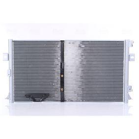 NISSENS  94267 Kondensator, Klimaanlage Netzmaße: 750 x 387 x 16 mm