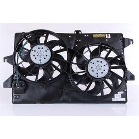 Lüfter, Motorkühlung 85483 MONDEO 3 Kombi (BWY) 2.0 TDCi Bj 2001