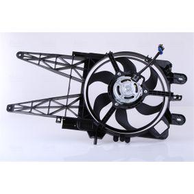 Fan, radiator 85051 PUNTO (188) 1.2 16V 80 MY 2004