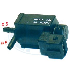 Transductor de Presion BMW X5 (E70) 3.0 d de Año 02.2007 235 CV: Transductor de presión, control de gases de escape (555197) para de ERA