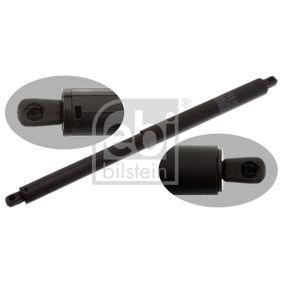 FEBI BILSTEIN  39263 Heckklappendämpfer / Gasfeder Gehäuselänge: 333mm, Länge: 522,5mm, Hub: 148mm