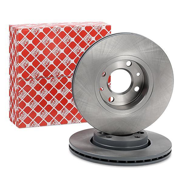 Disc Brakes FEBI BILSTEIN 39477 expert knowledge