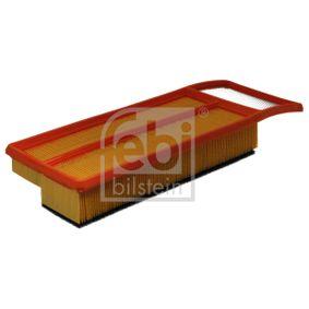 FEBI BILSTEIN  39839 Luftfilter Länge: 355mm, Breite: 132,6mm, Höhe: 51,7mm