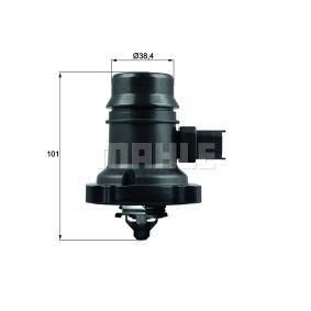 BEHR THERMOT-TRONIK Thermostat, Kühlmittel TI 205 92D für AUDI A4 Avant (8E5, B6) 3.0 quattro ab Baujahr 09.2001, 220 PS