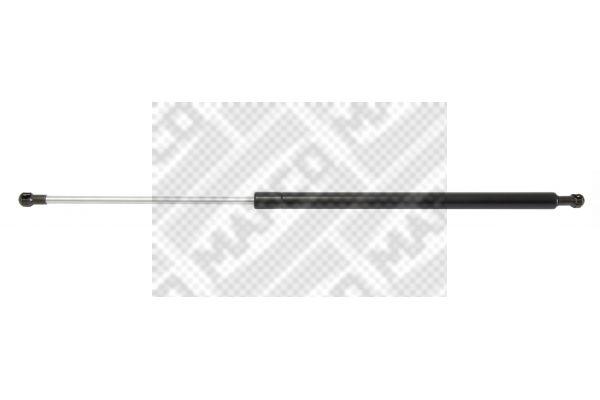 MAPCO  91415 Heckklappendämpfer / Gasfeder Länge: 556mm, Hub: 205mm