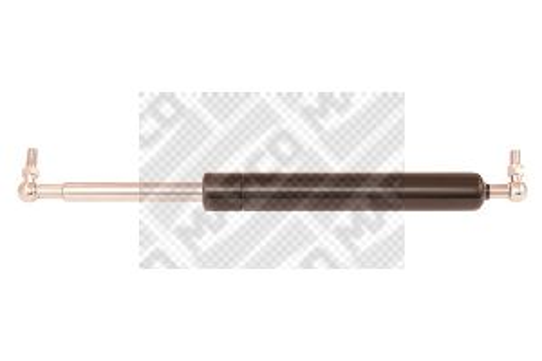 MAPCO  91507 Heckklappendämpfer / Gasfeder Länge: 350mm, Hub: 100mm