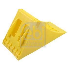 Cunei bloccaruote Lunghezza: 380mm, Spessore: 190mm, Largh.: 160mm 35650