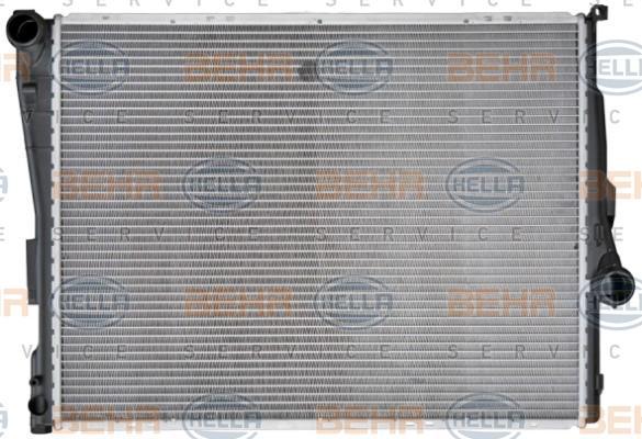 Wasserkühler 8MK 376 716-244 HELLA 8MK 376 716-244 in Original Qualität