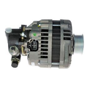 Lichtmaschine Rippenanzahl: 6 mit OEM-Nummer 1204 157