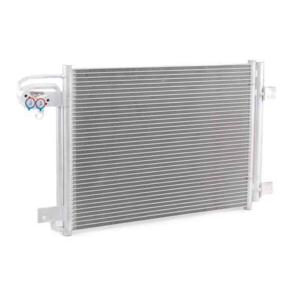 Kondensator Klimaanlage HELLA 8FC 351 301-044 4045621408329