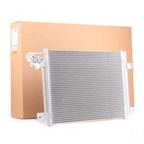 Kondensator, Klimaanlage mit OEM-Nummer 1K0820411G