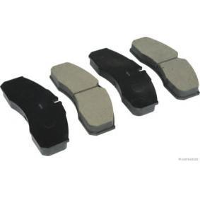 Bremsbelagsatz, Scheibenbremse Breite 1: 67,6mm, Dicke/Stärke 1: 20,2mm mit OEM-Nummer 41060 9X129