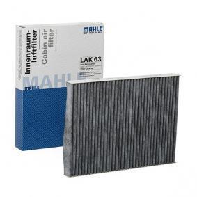 Filter, Innenraumluft Breite: 206,5mm, Höhe: 30,0mm mit OEM-Nummer JZW 819 653