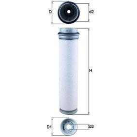 Filtre à air secondaire avec OEM numéro F 345 200 090 010