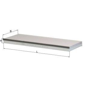 Ölfilter Ø: 86,5mm, Außendurchmesser 2: 82mm, Ø: 86,5mm, Innendurchmesser 2: 61mm, Innendurchmesser 2: 61mm, Höhe: 89mm mit OEM-Nummer 1109 35