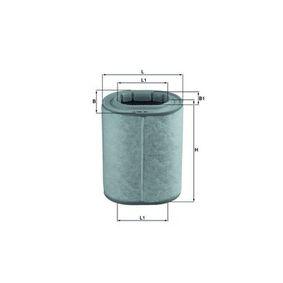 Ölfilter Innendurchmesser 2: 62,0mm, Innendurchmesser 2: 62,0mm, Höhe: 141,0mm mit OEM-Nummer 15601-34100