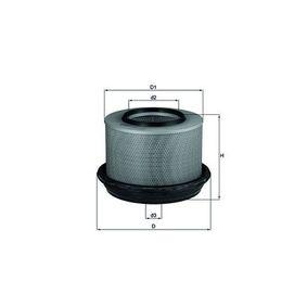 Ölfilter Ø: 93,2mm, Außendurchmesser 2: 72mm, Ø: 93,2mm, Innendurchmesser 2: 62mm, Innendurchmesser 2: 62mm, Höhe: 96mm mit OEM-Nummer 244 1914 01