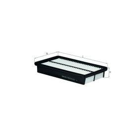 Ölfilter Ø: 93,2mm, Ø: 93,2mm, Höhe: 112mm mit OEM-Nummer 156513A