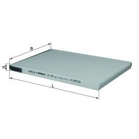 Ölfilter Innendurchmesser 2: 62mm, Innendurchmesser 2: 62mm, Höhe: 96mm mit OEM-Nummer 443 4794