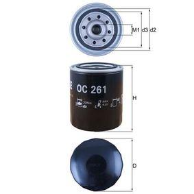 Ölfilter Ø: 93,2mm, Außendurchmesser 2: 72mm, Ø: 93,2mm, Innendurchmesser 2: 62mm, Innendurchmesser 2: 62mm, Höhe: 112mm mit OEM-Nummer ETC6599