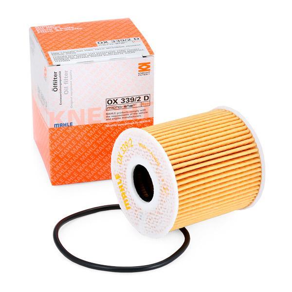 Filtro de aceite KNECHT 0076832398 evaluación