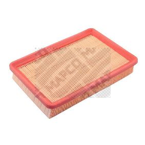 Air Filter Length: 256mm, Width: 175mm, Height: 41mm, Length: 256mm with OEM Number 281132D000