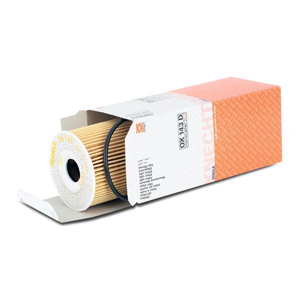 Filter KNECHT OX143DECO Bewertung