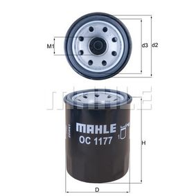 Ölfilter Ø: 65,0mm, Ø: 65,0mm, Höhe: 86mm mit OEM-Nummer 15208-AA15A